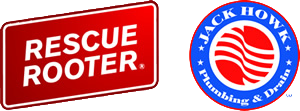 Jack Howk Rescue Rooter logo